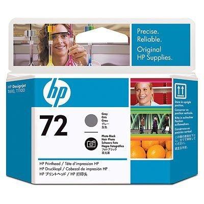 Печатающая галовка HP № 72  (C9380A) серая и фото-черная (C9380A)Печатающие головки HP<br>(Описание)<br>