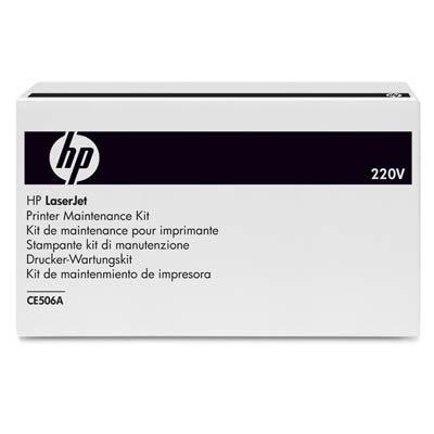 Комплект HP (CE506A) по профил-му уходу за принтером  CP3525/CM3530 (CE506A)Наборы для регламентных работ HP<br>Для серии принтеров HP Color LaserJet CP3520 и серии МФУ HP Color LaserJet CM3530<br>