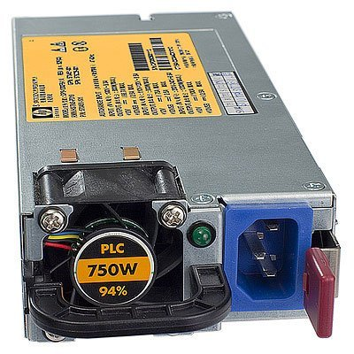Блок питания HP 750W CS HE Power Supply Kit (512327-B21) (512327-B21)