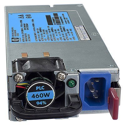 Блок питания HP 460W CS HE Power Supply Kit (503296-B21)