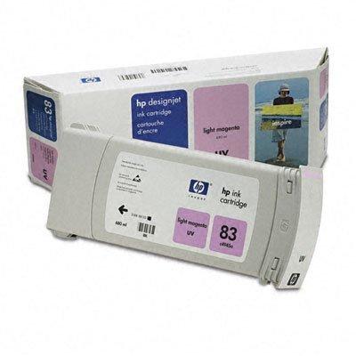 Картридж HP № 83 (C4945A) светло-пурпурный (C4945A)Картриджи для струйных аппаратов HP<br>HP № 83 Картридж светло-пурпурный для DJ 5500 серии<br>