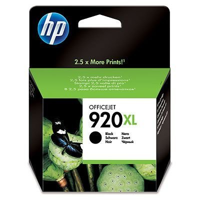 Картридж HP № 920XL (CD975AE) черный (CD975AE) картридж hp 920xl cd975ae