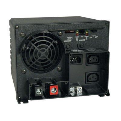 Автомобильный инвертор Tripp Lite PowerVerter APSX750 (APSX750)Автомобильные инверторы Tripp Lite<br>Инвертор и зарядное устройство серии PowerVerter APS X с автоматическим переключением мощностью 750 Вт, 12V DC<br>