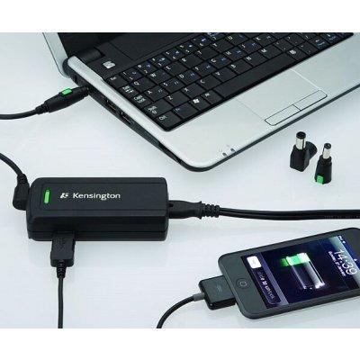 Блок питания с USB Kensington для нетбуков (K38047EU)