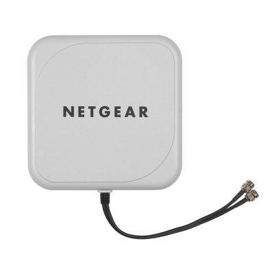 Внешняя антенна NETGEAR ANT224D10 (ANT224D10-10000S)Антенны Wi-Fi Netgear<br>направленная антенна ProSafe 10 dbi 2x2 для помещений и улицы<br>