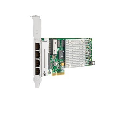Сетевая карта HP NC375T PCIe2.0 (x4) 4-Port Gigabit Server Adapter (538696-B21) (538696-B21)