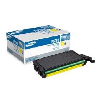 Тонер-Картридж желтый Samsung CLT-Y508L/SEE для CLP-620ND/670N/ 670ND / CLX-6220FX/6250FX (4000 листов) (CLT-Y508L/SEE) toner powder and chip for samsung 506 clt 506 for clp 680 clx6260fw clx 6260nd clx 6260nr laser printer hot sale