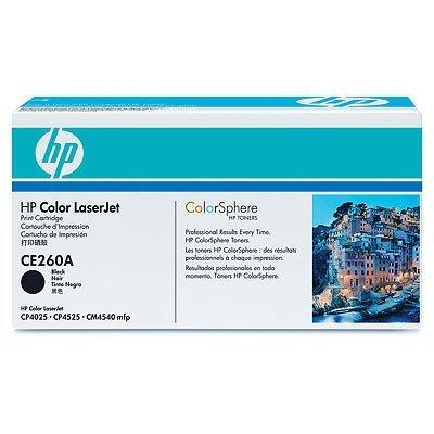 все цены на Картридж HP (CE260A) для Color LaserJet CP4525 черный (CE260A) онлайн