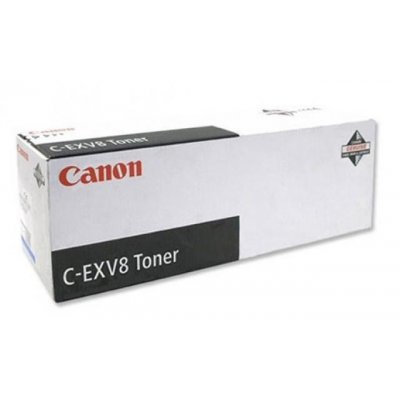 Тонер (7626A002) Canon C-EXV8 желтый (7626A002)Тонеры для лазерных аппаратов Canon<br>для CLC-3200<br>