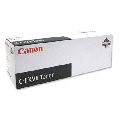 Тонер (7629A002) Canon C-EXV8 черный (7629A002)Тонеры для лазерных аппаратов Canon<br>Тонер для копиров Canon C-EXV8 black для iRC 3200/CLC-3200/3220/2620 (25 000 стр)<br>