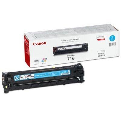 Картридж (1979B002) Canon 716 C (1979B002)Тонер-картриджи для лазерных аппаратов Canon<br>(Описание)<br>