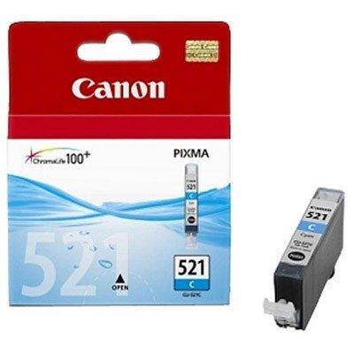 Картридж (2934B004) Canon CLI-521C (2934B004)Картриджи для струйных аппаратов Canon<br>(Описание)<br>
