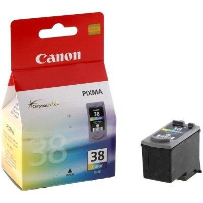 Картридж (2146B005) Canon CL-38 (2146B005)Картриджи для струйных аппаратов Canon<br>для PIXMA 1800/2500 (9 ml)<br>