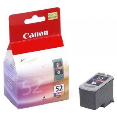 Чернильница (0619B025) Canon CL-52 (0619B025)Картриджи для струйных аппаратов Canon<br>412 страниц А4 при заполнении 5%<br>