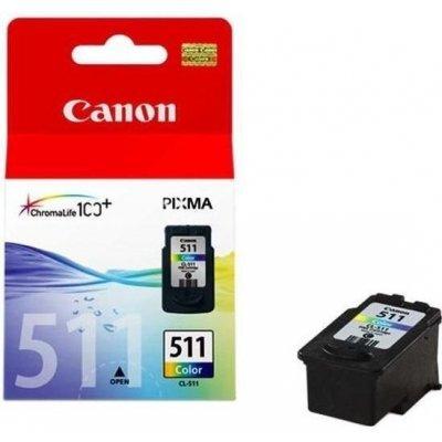 Чернильница (2972B007) Canon CL-511 для PIXMA-MP 240,260,480 (2972B007)Картриджи для струйных аппаратов Canon<br>Цветной картридж, созданный по технологии FINE, c жёлтыми, синими и малиновыми чернилами.<br>