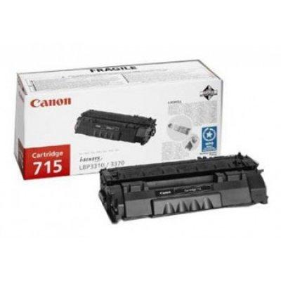 цена Картридж (1975B002) Canon 715 (1975B002) онлайн в 2017 году