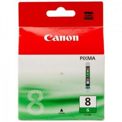 Картридж (0627B001) Canon CLI-8G зеленый (0627B001) canon cli 8 0627b001