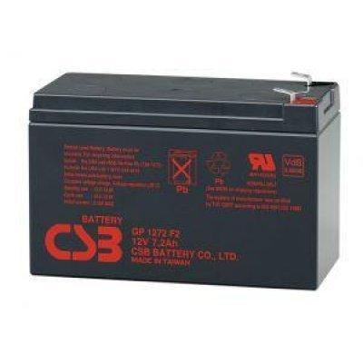 Батарея аккумуляторная CSB GP-1272(GP-1270),12v 7Ah F2 (GP-1272)