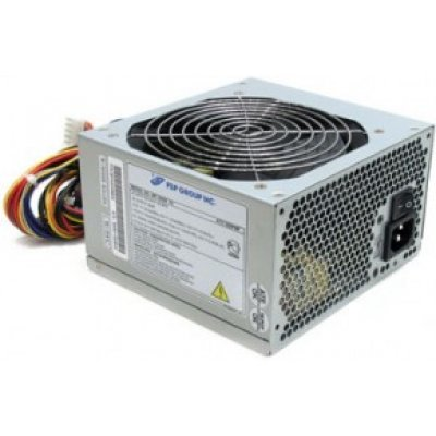 Фото Блок питания FSP 400W PNR 20+4 PIN ATX 2.2 120FAN TUV