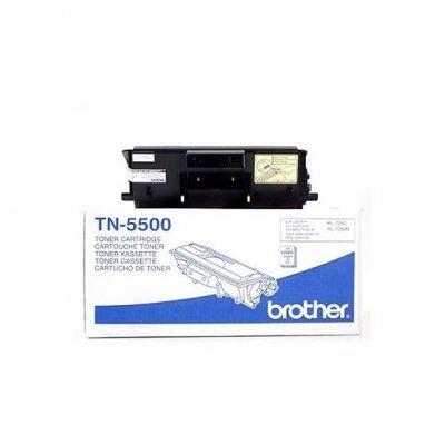 Картридж Brother TN-5500 (12000 стр.) (TN5500)Тонер-картриджи для лазерных аппаратов Brother<br>для HL-7050/7050N<br>