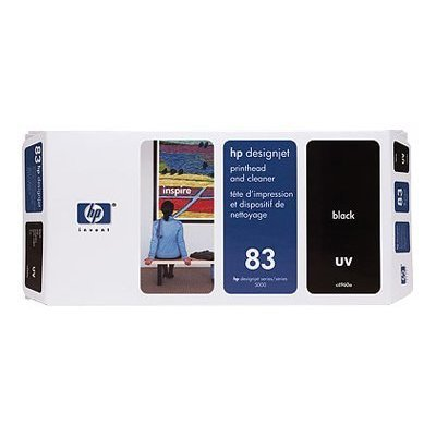 Печатающая головка HP № 83 (C4960A)  черный (C4960A) hp 83 c4960a black