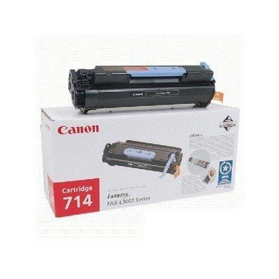 Картридж (1153B002) Canon 714 (1153B002)Тонер-картриджи для лазерных аппаратов Canon<br>для Canon FAX L3000 / L3000IP<br>