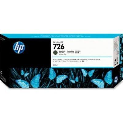 Картридж HP № 82 (CH575A) Чёрный матовый (CH575A)Картриджи для струйных аппаратов HP<br>(Matte Black) 300 мл<br>