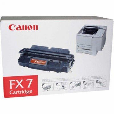 Картридж (7621A002) Canon FX-7 для L2000 (7621A002) canon fx 10 для l100 l120 black картридж