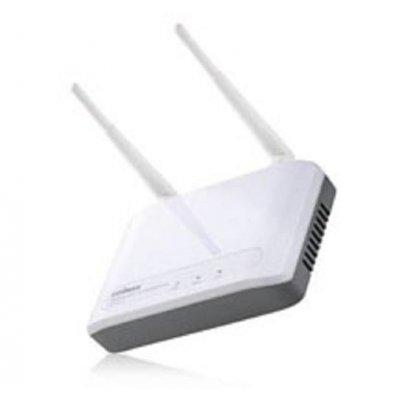 Wi-FI Точка доступа Edimax EW-7415PDn (EW-7415PDn)Wi-Fi точки доступа EDIMAX<br>nMax 300M 2T2R беспроводная точка доступа стандарта 802.11n с поддержкой PoE<br>