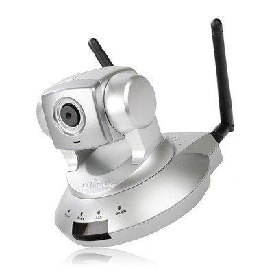 Камера видеонаблюдения Edimax IC-7000PTN (IC-7000PTN)Камеры видеонаблюдения EDIMAX<br>802.11n, вращаемая<br>