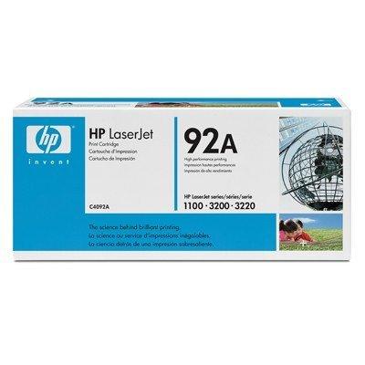 Картридж HP (C4092A) для HP LJ 1100 (C4092A)Тонер-картриджи для лазерных аппаратов HP<br>на 2500 стр. для HP LaserJet 1100 (C4224A), HP LJ 1100a (C4218A), LJ 3200 (C7052A),<br>