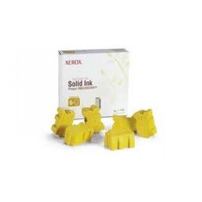 все цены на Набор твердочернильных брикетов ColorQube 9201/9202/9203 Желтый (4шт по 9250 отпечатков) (108R00839) онлайн