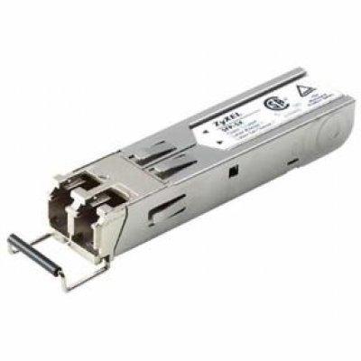 Трансивер ZyXEL SFP-SX-D (SFP-SX-D)Трансиверы ZYXEL<br>SFP-с многомодовым оптическим портом SX на расстояние до 550 м(SFP-SX-D)<br>
