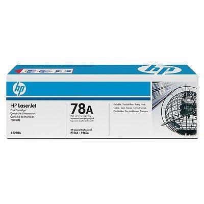 Картридж HP (CE278A) для HP LJ P1606/ P1566 (CE278A)Тонер-картриджи для лазерных аппаратов HP<br>Средний ресурс картриджа – 2100 стандартных страниц.<br>Значение ресурса указано в соответствии со стандартом ISO/IEC 19752.<br>
