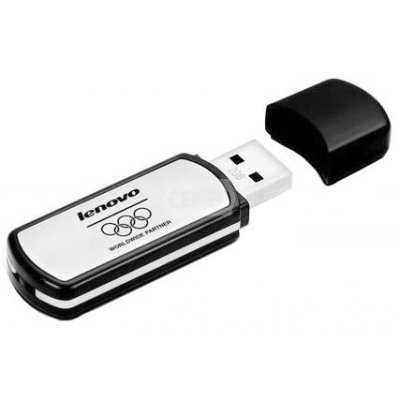 Фото USB накопитель 8Gb Lenovo Essential Memory Key 45J7905