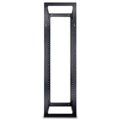 все цены на Шкаф APC NetShelter 4 Post Open Frame Rack 44U Square Holes (AR203A) (AR203A) онлайн