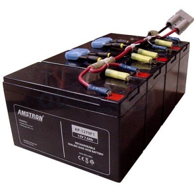 Аккумуляторная батарея для ИБП APC RBC25 (RBC25)