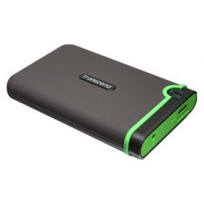 Внешний жесткий диск Transcend 500Gb StoreJet TS500GSJ25M3 (TS500GSJ25M3)