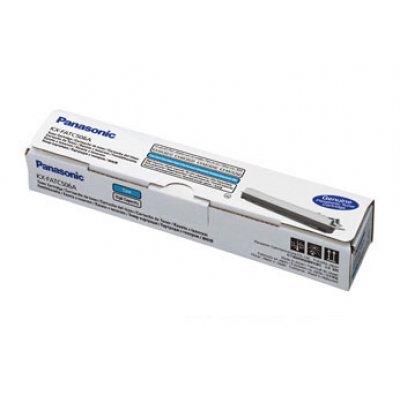 Тонер Panasonic KX-FATC506A7 голубой (KX-FATC506A7) тонер туба panasonic dp 1515p в алматы