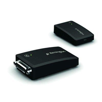 Адаптер Kensington Universal Multi-Display Adapter (K33928EU)Адаптеры VGA Kensington<br>- Подключение дополнительного монитора через USB port<br>- Возможность подключения до 6 адаптеров к ПК (напрямую или через USB HUB)<br>