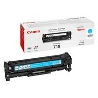 Картридж Canon 718 синий (2661B002)Тонер-картриджи для лазерных аппаратов Canon<br>Для Canon 8330cdn и 8350cdn. Ресурс 2900<br>