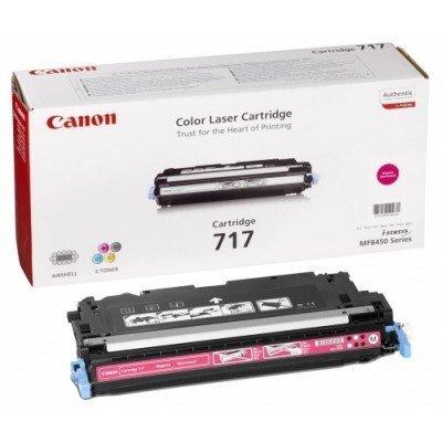 Картридж (2577B002) Canon 717 Малиновый (2576B002)Тонер-картриджи для лазерных аппаратов Canon<br>Для Canon MF8450. Ресурс 4000 стр<br>