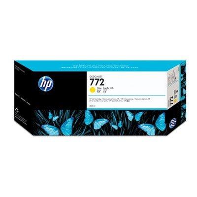 Картридж HP № 772 (CN630A) Yellow (CN630A)Картриджи для струйных аппаратов HP<br>Желтый картридж HP  300 мл  для принтеров  HP Designjet Z5200 PostScript Printer (CQ113A)<br>