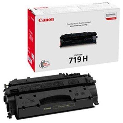 Картридж Canon 719 H большой емкости (3480B002)Тонер-картриджи для лазерных аппаратов Canon<br>для MF5840dn, MF5880dn, LBP6300dn, LBP6650dn<br>