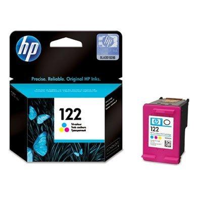 Картридж HP № 122 (CH562HE) 3-х цветный (CH562HE)Картриджи для струйных аппаратов HP<br>100 стр.в цвете, Голубой, пурпурный, жёлтый.Для HP Deskjet 1050, HP Deskjet 2050, HP Deskjet 2050s.<br>