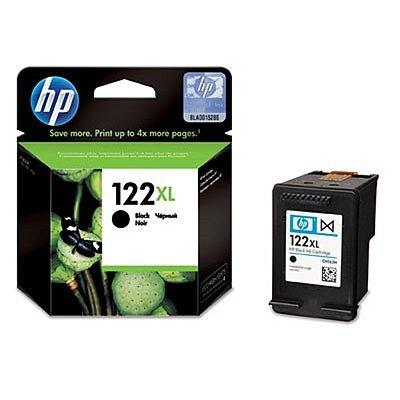 Картридж HP № 122XL (CH563HE) Black (CH563HE)Картриджи для струйных аппаратов HP<br>480 стр. Для HP Deskjet 1050, HP Deskjet 2050, HP Deskjet 2050s<br>