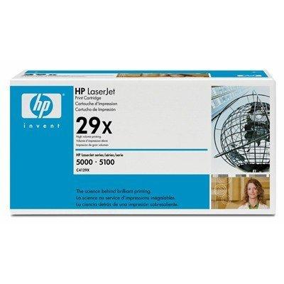 Картридж HP (C4129X) для HP LJ 5000/ 5100 (C4129X) hp hp c4129x