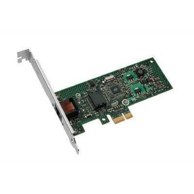 Сетевая карта Intel PCIE1 1GB CT/EXPI9301CTBLK 893647 (EXPI9301CTBLK) сетевая карта dell 540 bbhf intel ethernet i350 1gb 4p daughter r1xfc