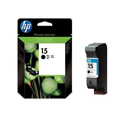 Картридж HP № 15 (С6615D)  для DJ 810/840/843/940 черный (C6615D) картридж hp color dj 840c c6625a