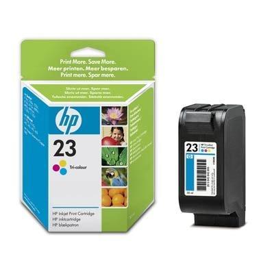 Картридж HP № 23 (C1823DE) для DJ 890 Series цветной (C1823DE)